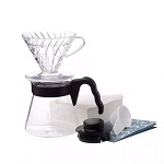 Hario V60 Coffee Pour Over Starter Set